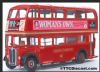 EFE 10122 Leyland Titan SRT - London Transport - Route 24 Hampstead Heath - PRE OWNED